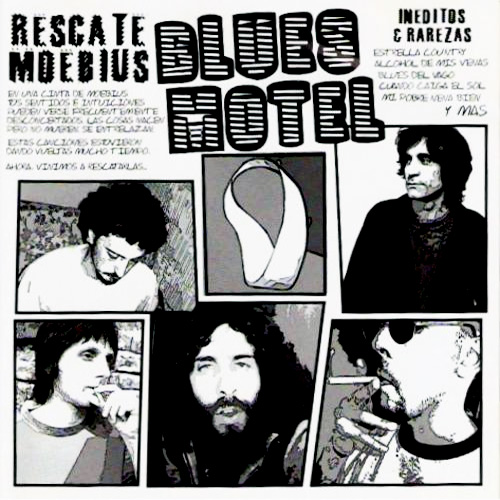 Blues Motel - RESCATE MOEBIUS