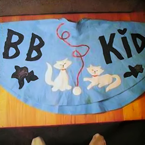 Tapa del CD BBKID 2011 US TOUR SOUVE - Boom Boom Kid