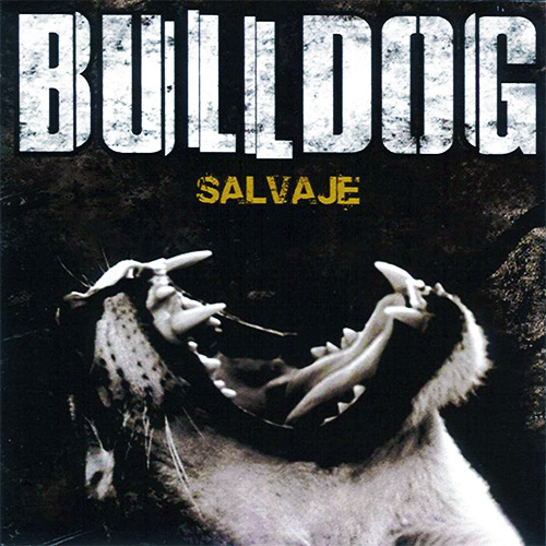 Tapa del CD SALVAJE - Bulldog