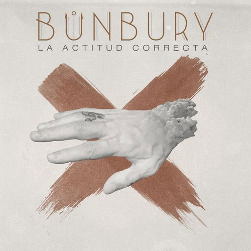 Enrique Bunbury - LA ACTITUD CORRECTA - SINGLE