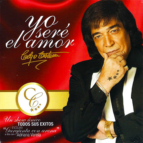 Tapa del CD YO SER� EL AMOR (CD + DVD)