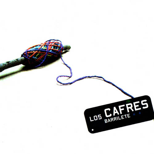Tapa del CD BARRILETE - Los Cafres