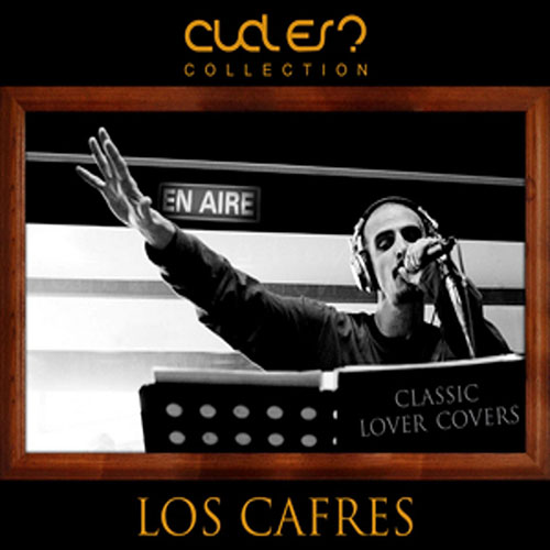 Tapa del CD CLASSIC LOVER COVERS (CD + DVD) - Los Cafres