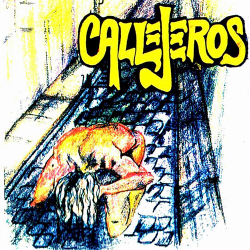 Tapa del CD CALLEJEROS - DEMO