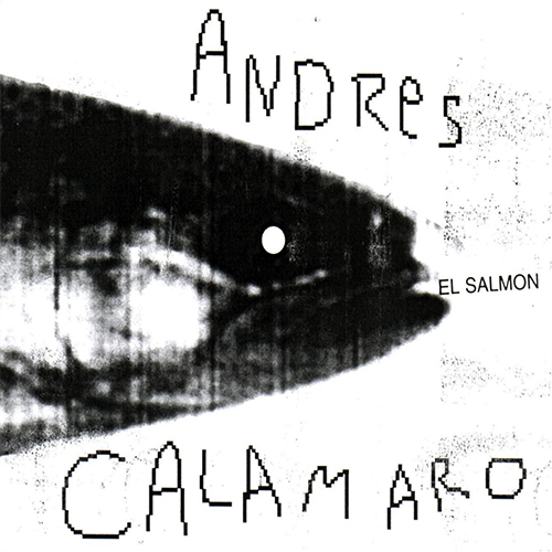 Tapa del CD EL SALMON BOX 5 CD´S - Andr�s Calamaro