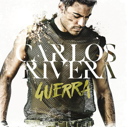 Carlos Rivera - GUERRA - CD