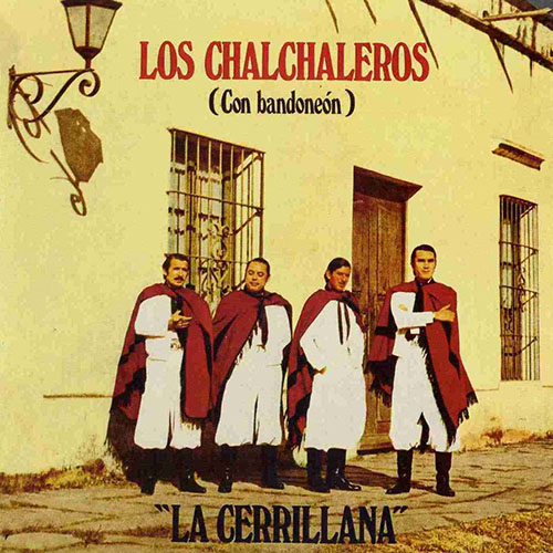 Tapa del CD LA CERRILLANA