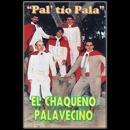 Tapa del CD PAL� TIO PALA