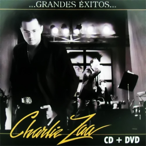Tapa del CD GRANDES �XITOS - DVD
