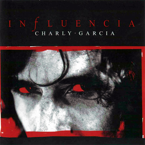 Tapa del CD INFLUENCIA - Charly Garc�a