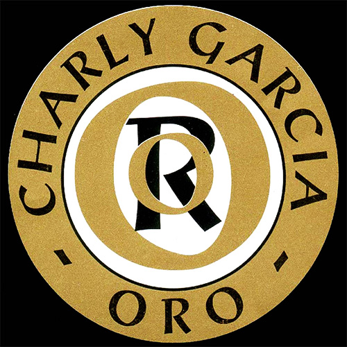 Tapa del CD ORO - Charly Garc�a