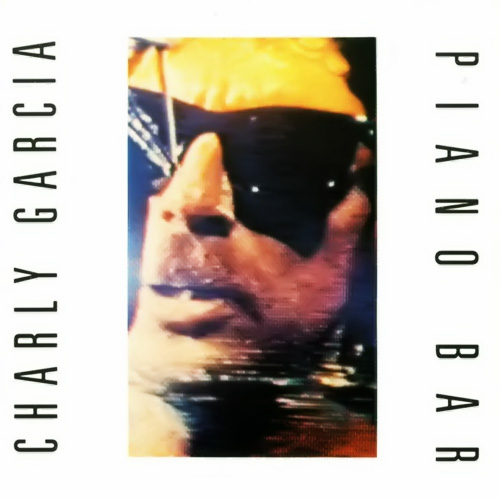 Tapa del CD PIANO BAR - Charly Garc�a