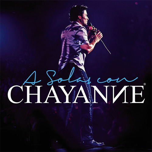 Chayanne - A SOLAS CON CHAYANNE - DVD