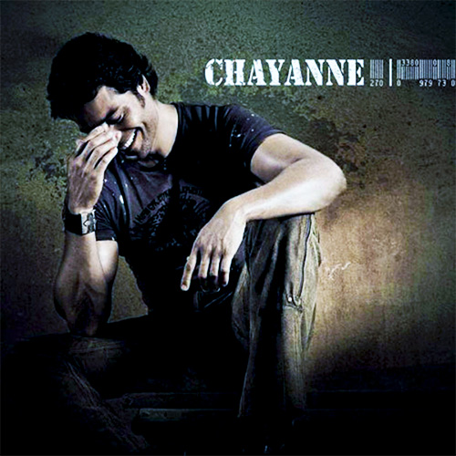 Tapa del CD CAUTIVO - Chayanne