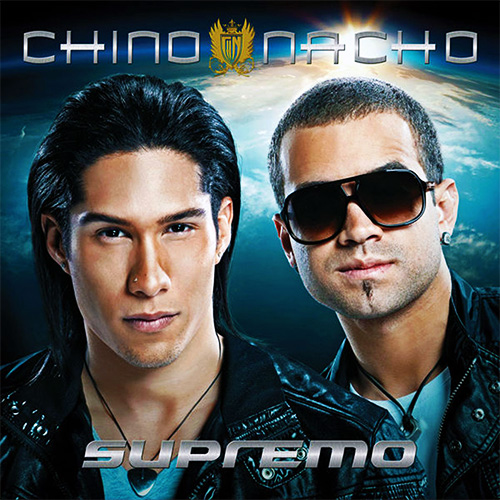 Tapa del CD SUPREMO - Chino & Nacho
