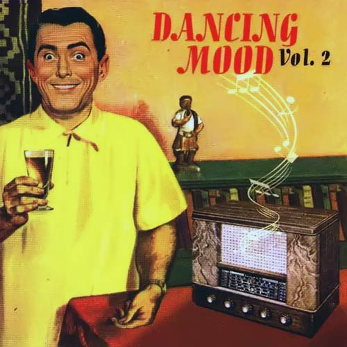 Tapa del CD VOL 2 - Dancing Mood