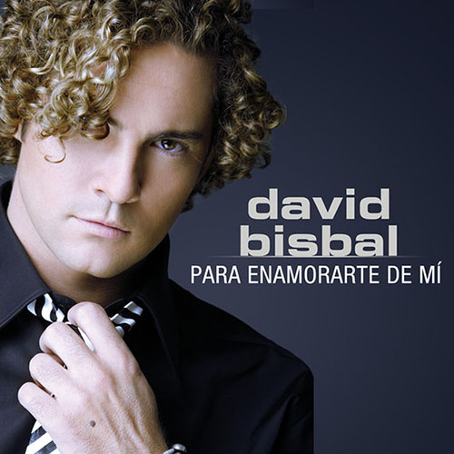 Tapa del CD PARA ENAMORARTE DE M�  - SINGLE - David Bisbal
