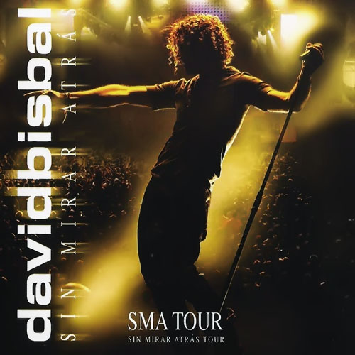 David Bisbal - SIN MIRAR ATR�S TOUR (CD + DVD)