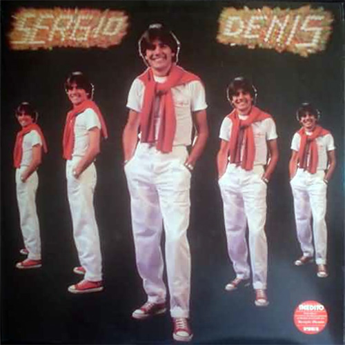 Tapa del CD SERGIO DENIS 1981 - Sergio Denis