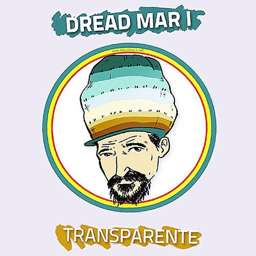 Tapa del CD TRANSPARENTE - Dread Mar - I