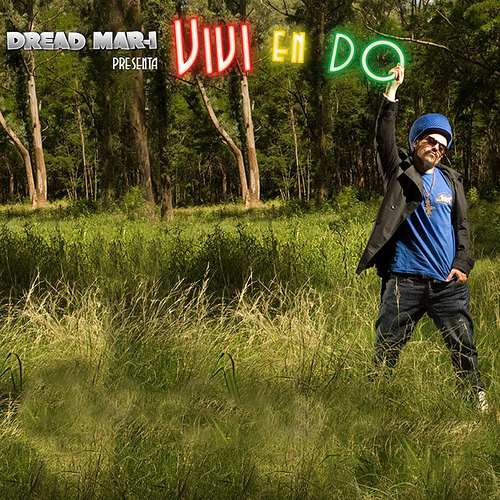 Tapa del CD VIVI EN DO - Dread Mar - I