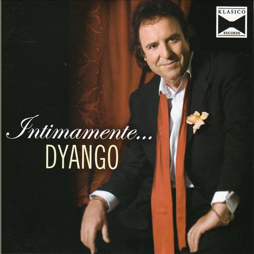 Tapa del CD INTIMAMENTE - Dyango