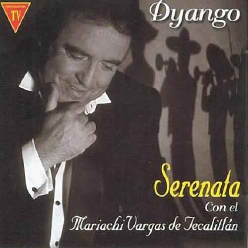 Tapa del CD SERENATA