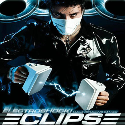 Tapa del CD ELECTROSHOCK - Eclipse