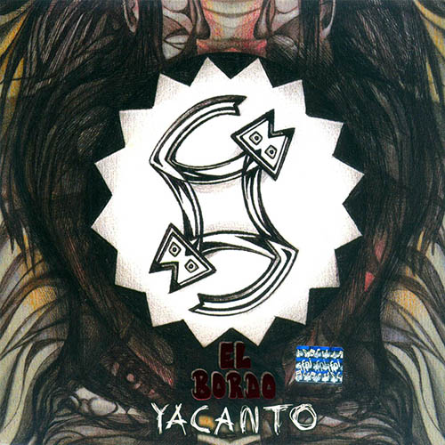 Tapa del CD YACANTO - El Bordo