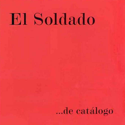 Tapa del CD DE CATALOGO