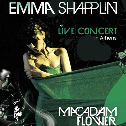 Emma Shapplin - THE MACADAM FLOWER TOUR - CONCIERTO EN ATENAS