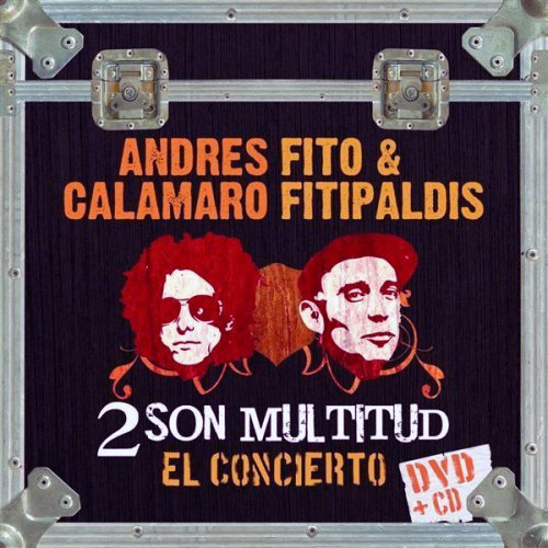 Tapa del CD 2 SON MULTITUD (CON FITO & FITIPALDIS) - CD + 2 DVD