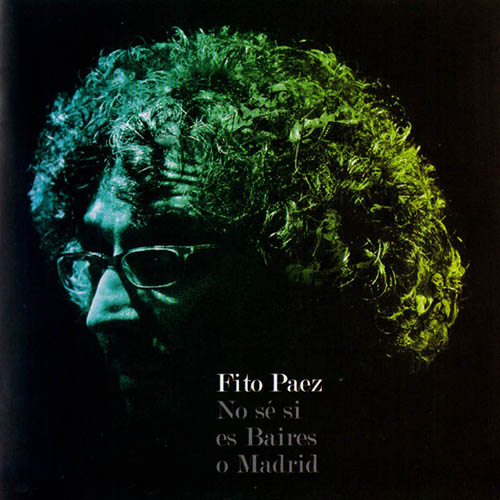 Tapa del CD NO SE SI ES BAIRES O MADRID (CD + DVD) - Fito P�ez
