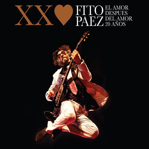 Tapa del CD EL AMOR DESPU�S DEL AMOR - 20 A�OS (CD+DVD)