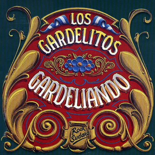 Tapa del CD GARDELIANDO - Los Gardelitos