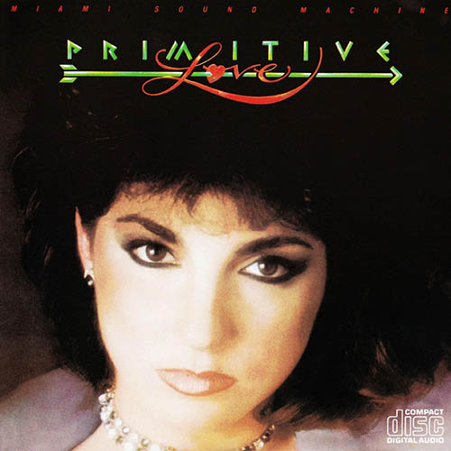 Gloria Estefan - MIAMI SOUND MACHINE - PRIMITIVE LOVE