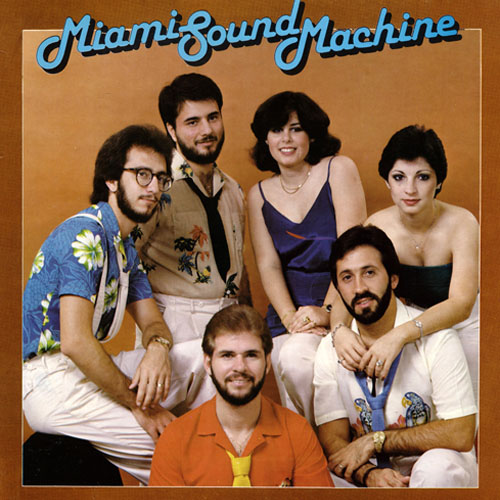 Tapa del CD MIAMI SOUND MACHINE - PIANO ALBUM - Gloria Estefan