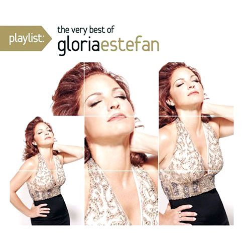 Tapa del CD PLAYLIST: THE VERY BEST OF GLORIA ESTEFAN
