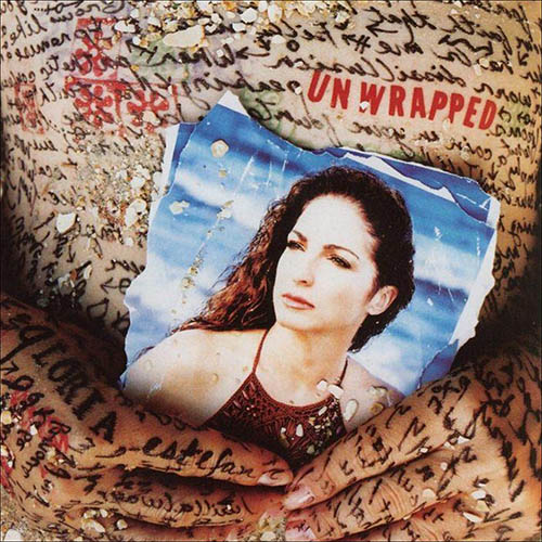 Tapa del CD UNWRAPPED - Gloria Estefan