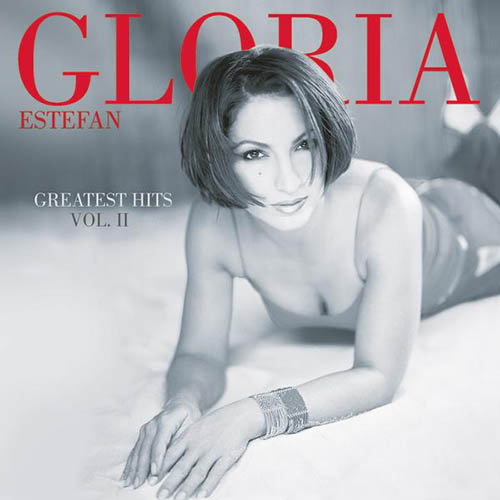 Tapa del CD GREATEST HITS VOL II - Gloria Estefan