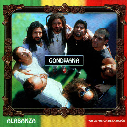 Tapa del CD ALABANZA