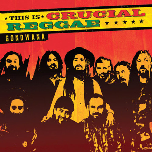 Tapa del CD THIS IS THE CRUCIAL REGGAE - Gondwana