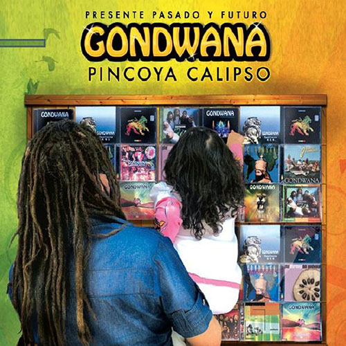 Tapa del CD PINCOYA CALIPSO