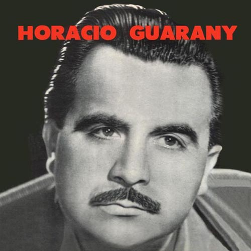 Tapa del CD HORACIO GUARANY