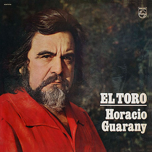 Tapa del CD EL TORO - Horacio Guarany