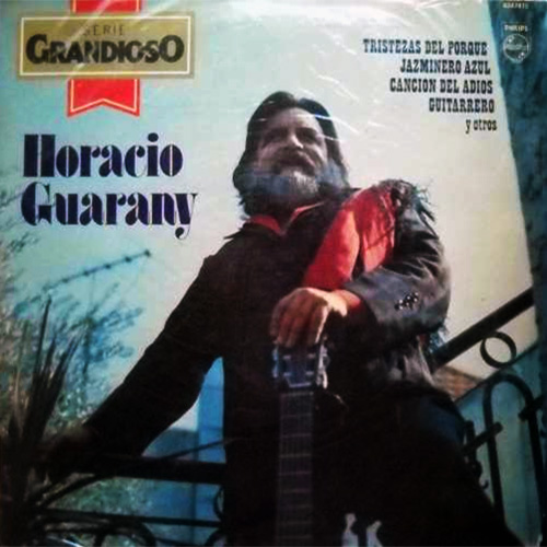 Tapa del CD SERIE GRANDIOSO - Horacio Guarany
