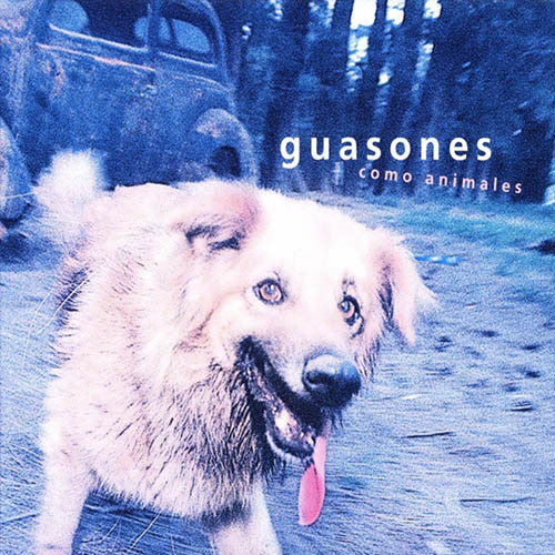 Tapa del CD COMO ANIMALES - Guasones