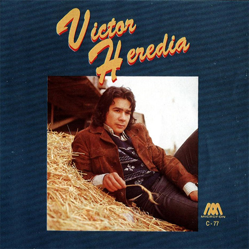 Tapa del CD VICTOR HEREDIA