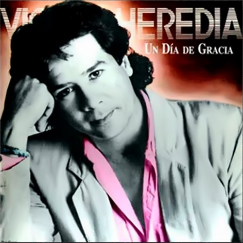Tapa del CD UN DIA DE GRACIA - Victor Heredia
