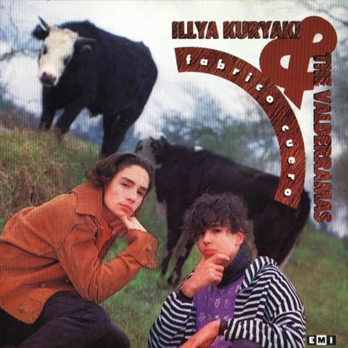Illya Kuryaki and The Valderramas - FABRICO CUERO